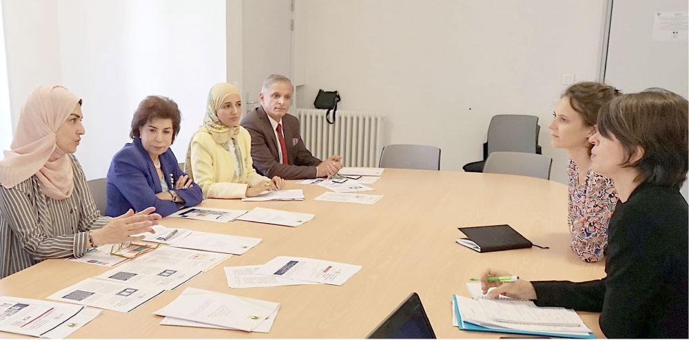 الأنصاري: تبني أفضل المعايير العالمية لتعزيز تكافؤ الفرص