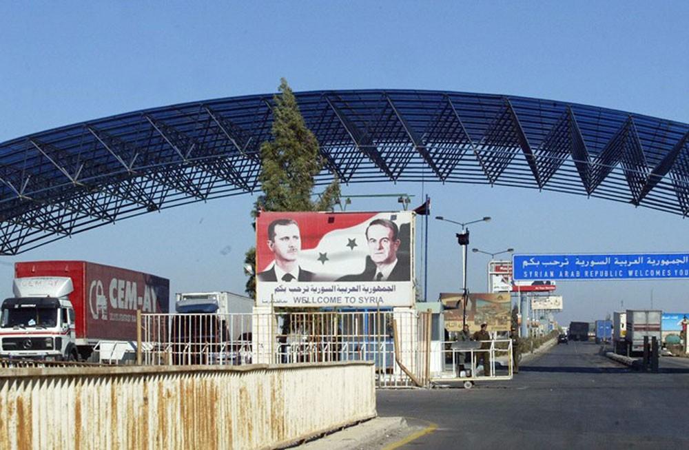 محادثات بين سوريا والأردن لفتح معبر نصيب