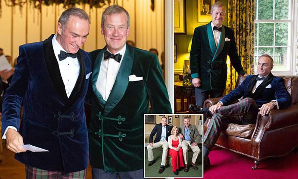 """""""زواج مثلي"""" داخل العائلة الملكية البريطانية"""