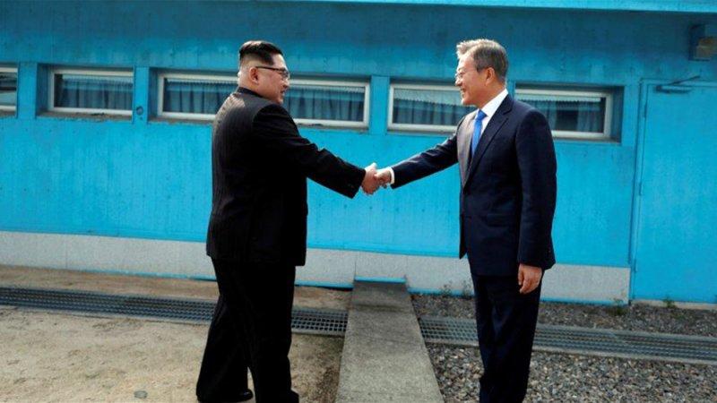 الكوريتان تبدآن إزالة الألغام على امتداد الحدود
