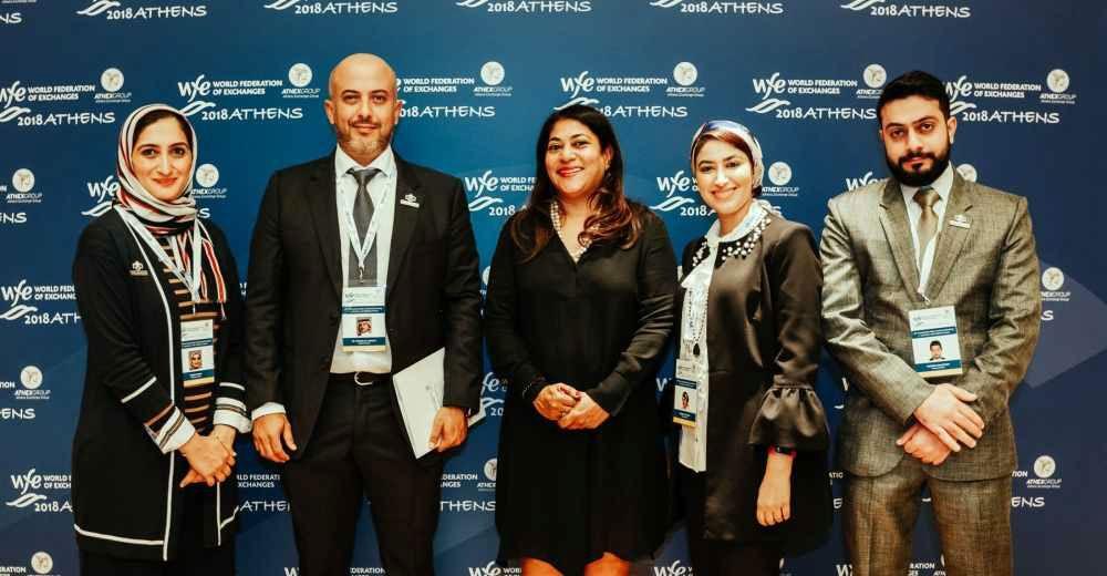 البحرين تشارك في اجتماع الاتحاد الدولي للبورصات