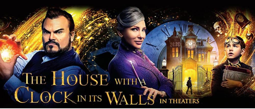 شاهدت لكم: The House with a Clock in Its Walls