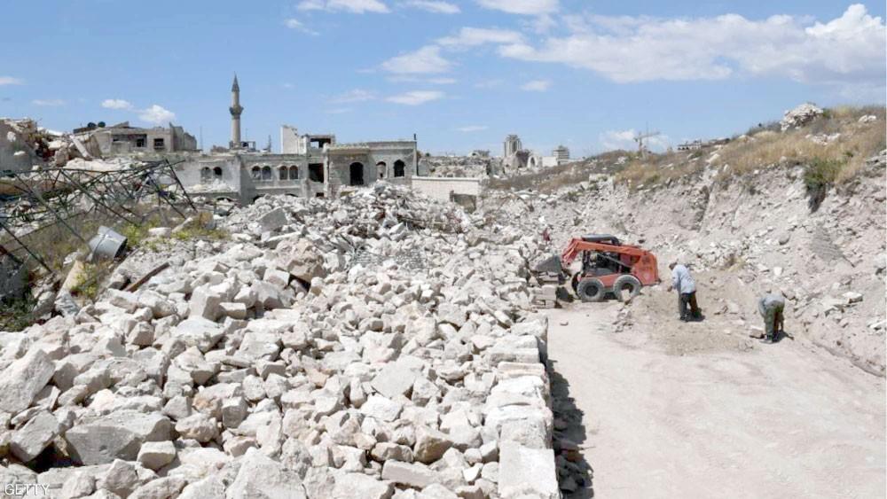 """إعادة إعمار سوريا... ضربة أميركية """"مباغتة"""" لإيران"""