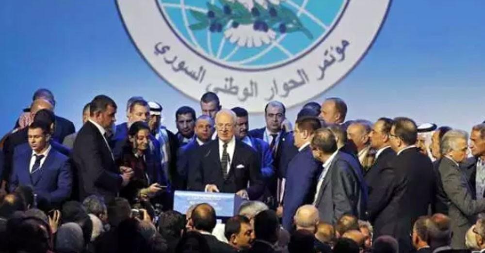 """نظام الأسد يرفض """"لجنة دستورية"""""""