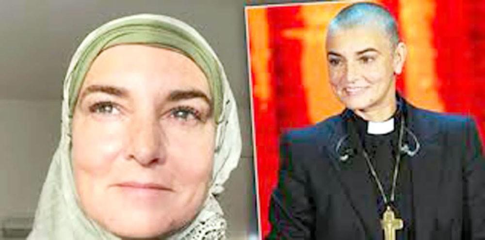 مغنية عالمية شهيرة تعتنق الإسلام
