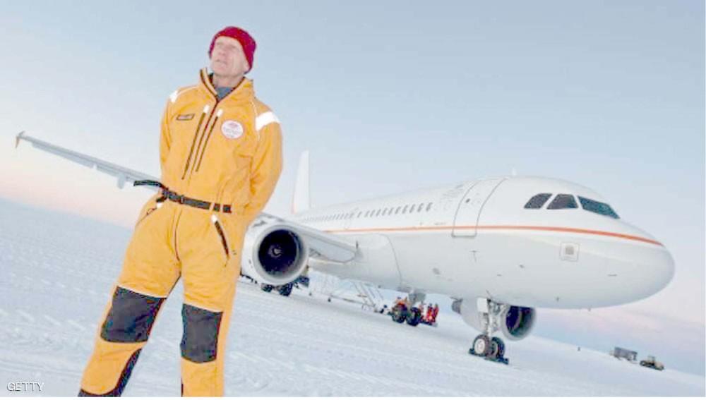 """الصين """"تغزو"""" القطب الجنوبي"""