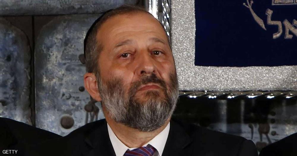 """وزير داخلية إسرائيل """"متهم"""" بالفساد"""