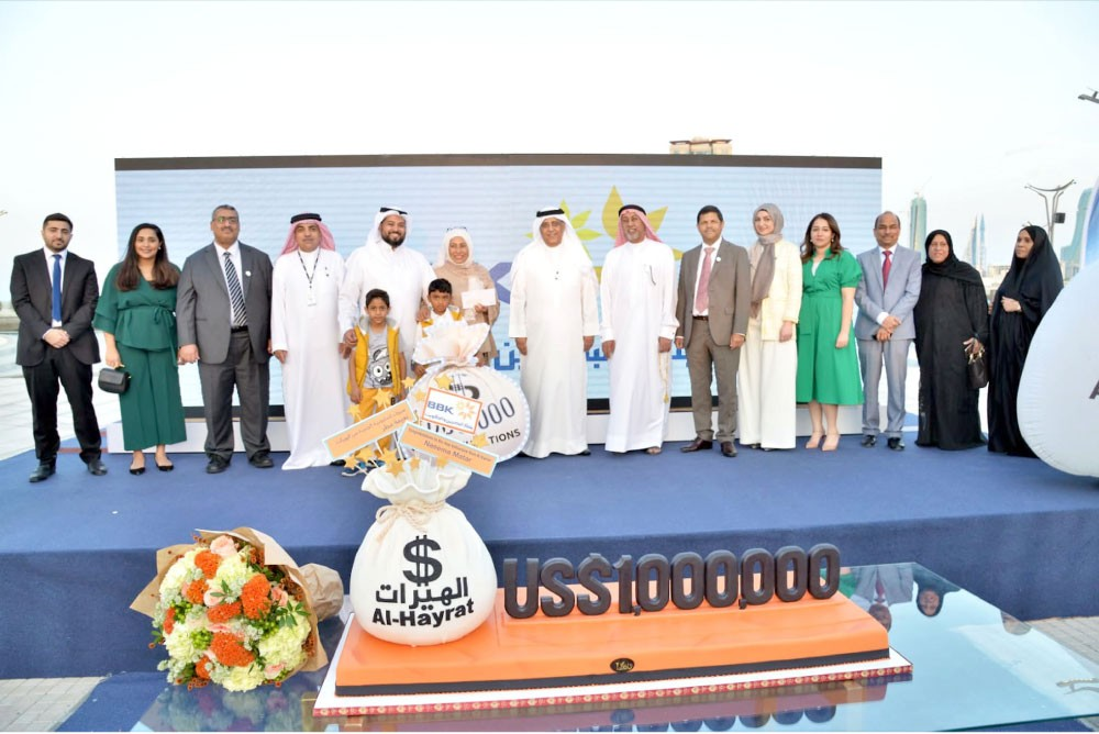 أم بحرينية... المليونيرة التاسعة من الهيرات