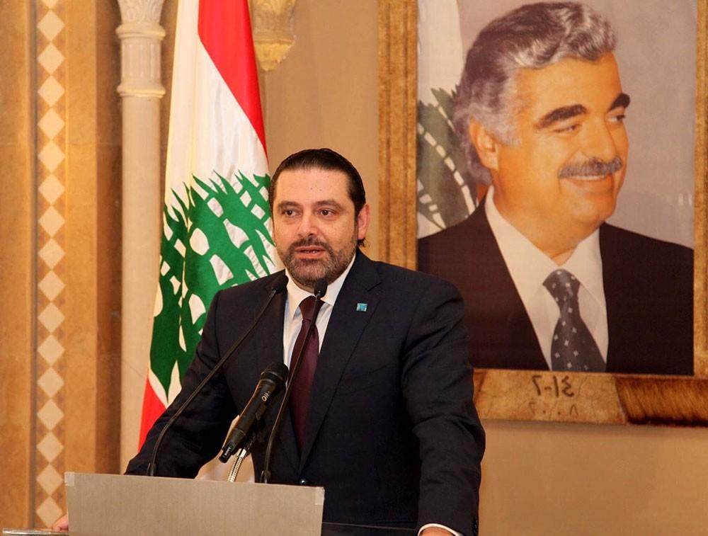 الحريري يرفض تحميل النازحين مشاكل لبنان