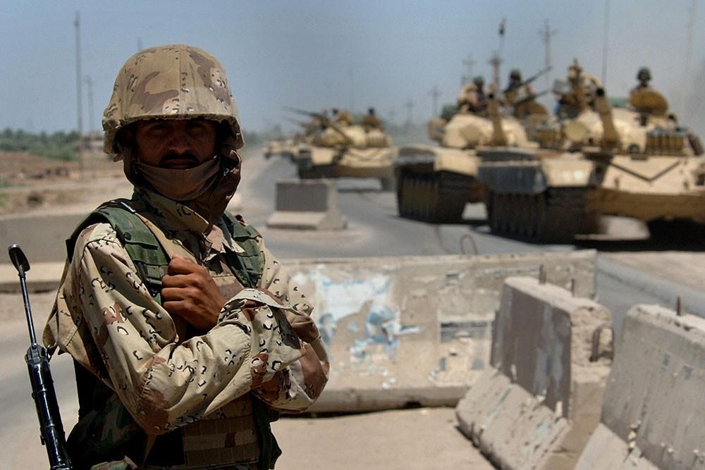 """العراق: تحرير أطفال ونساء من قبضة """"داعش"""""""