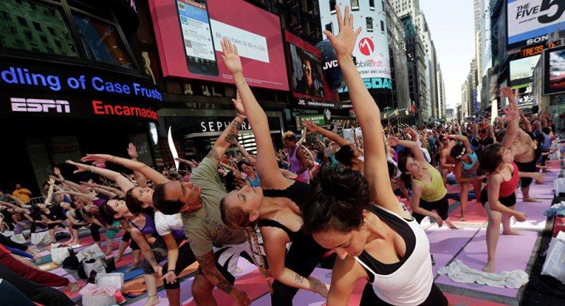 ممارسة اليوغا تداوي ضغط الدم المرتفع