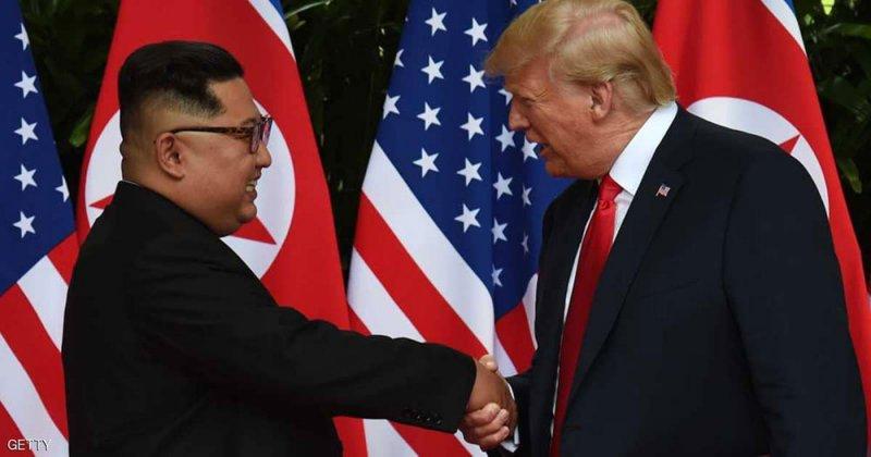 ترامب: لا مستقبل لكوريا الشمالية مع النووي
