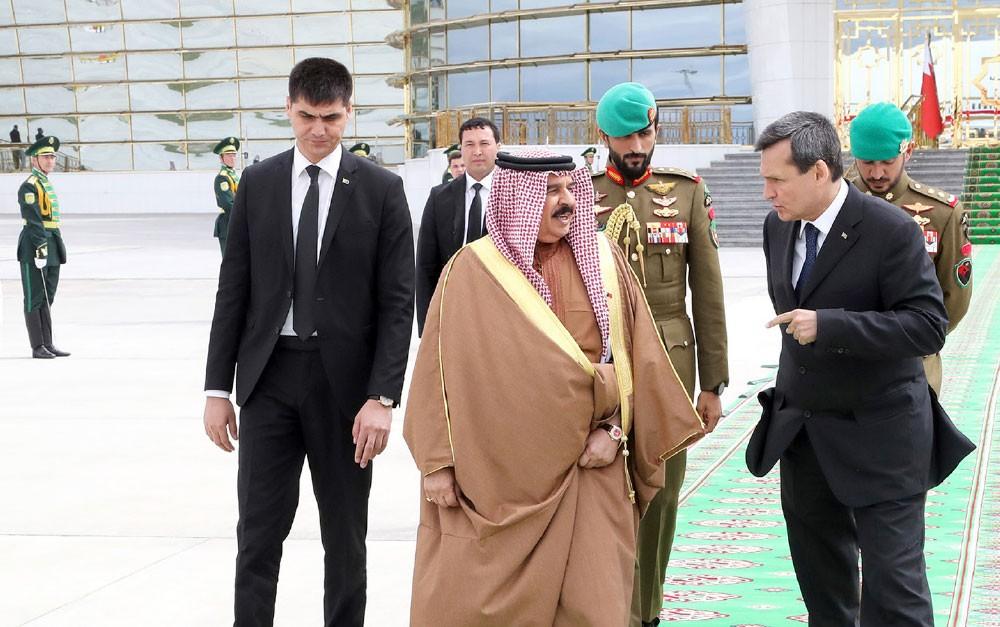 البحرين وتركمانستان نموذج إقليمي رائد في الإصلاح والتنمية