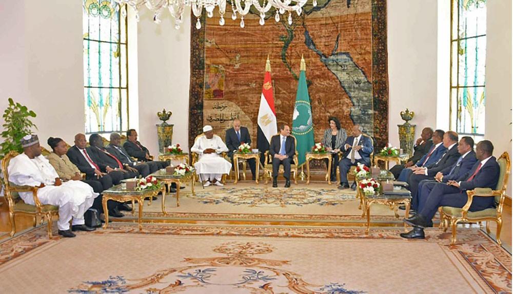 قمة إفريقية تدعو لحكومة انتقالية في السودان خلال 3 أشهر