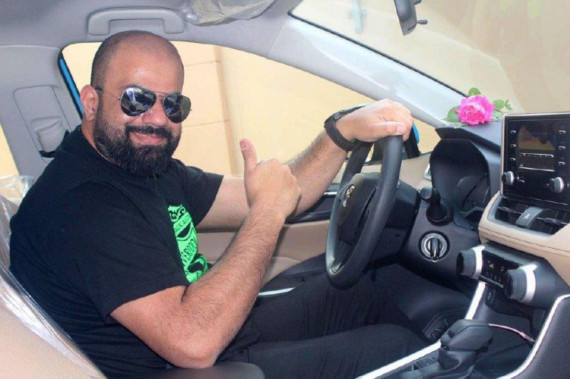 تجربة قيادة راف4 الجديدة