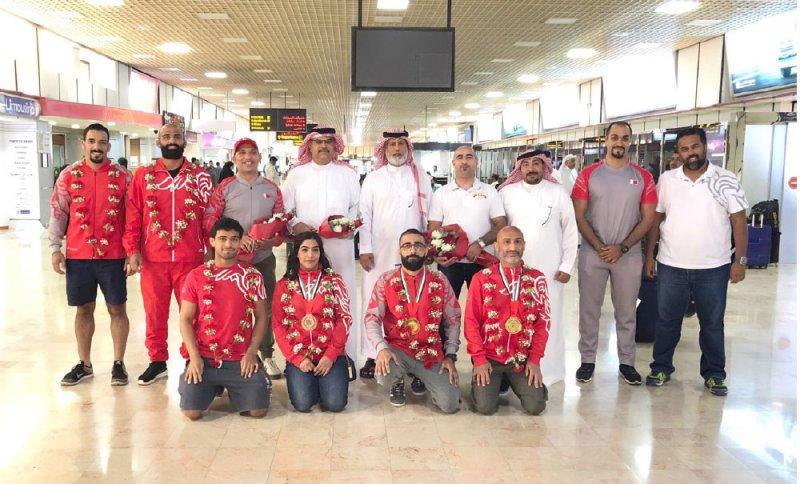 استقبال رسمي لأبطال عالمية أبوظبي للجوجيتسو