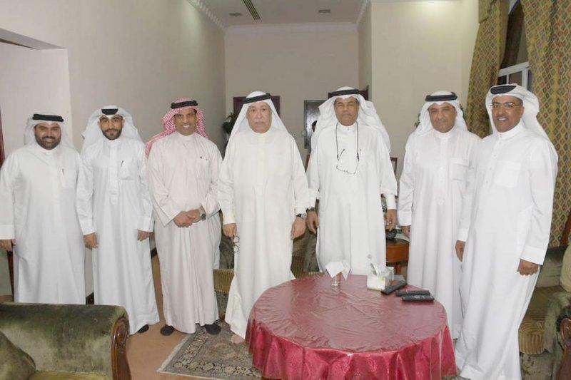 عيسى بن راشد يرعى بطولة المرحوم خالد بوحمود