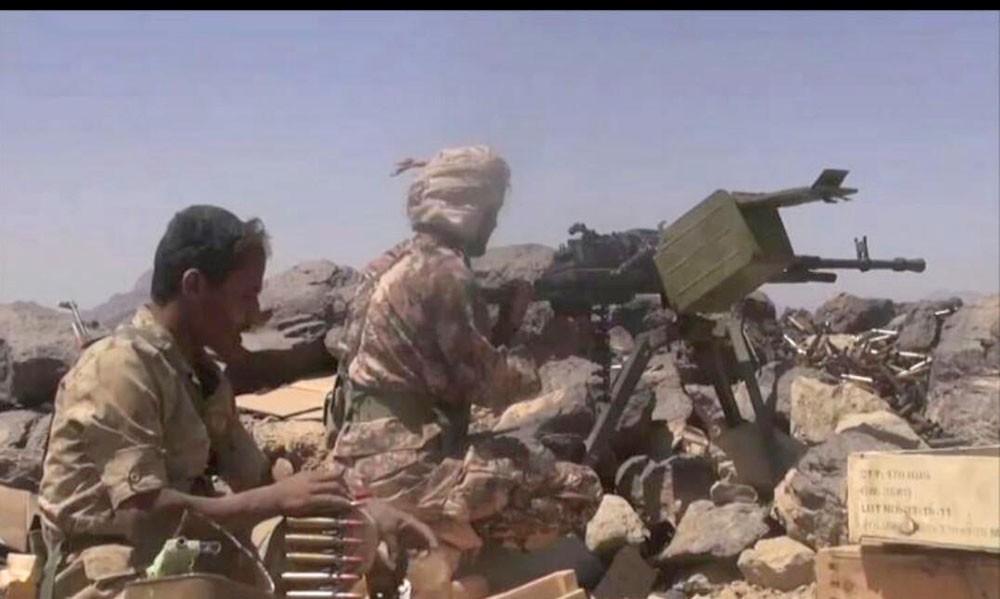 الجيش الوطني يتقدم في جبهات صعدة