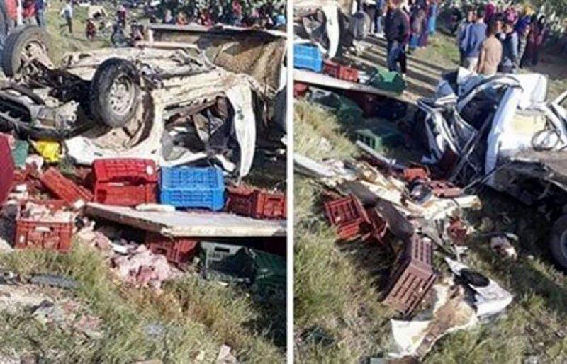 12 قتيلا في حادث مروع بتونس