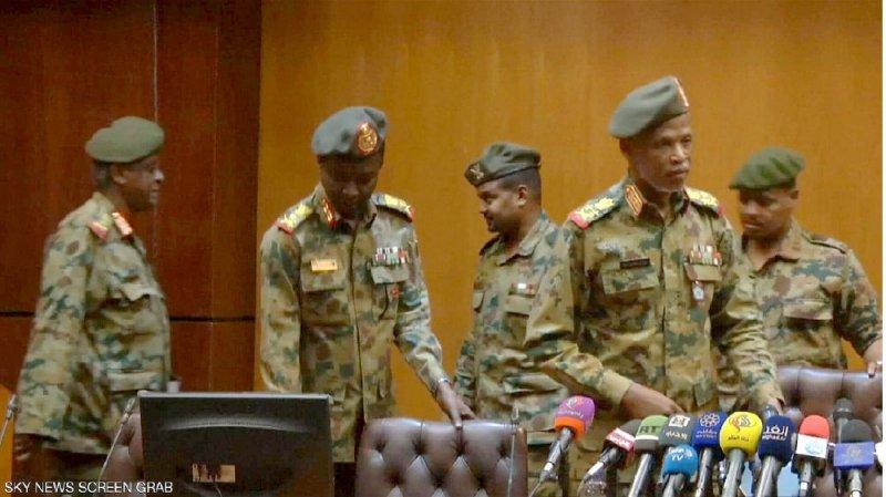 إعادة هيكلة الأمن والمخابرات في السودان