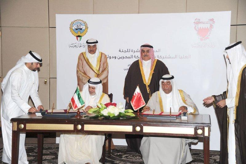 """""""غرفتا"""" البحرين و الكويت تعززان التعاون"""