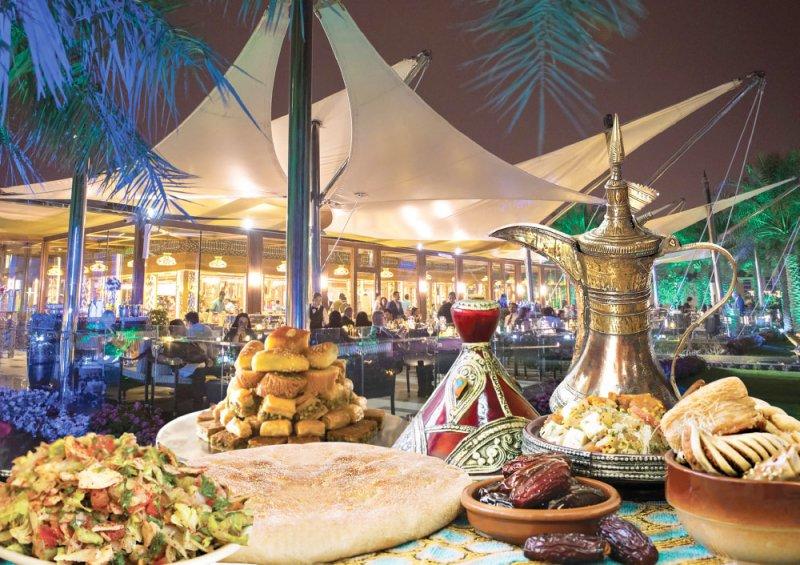 """تجربة رمضانية مميزة في """"خيمة الريف"""""""