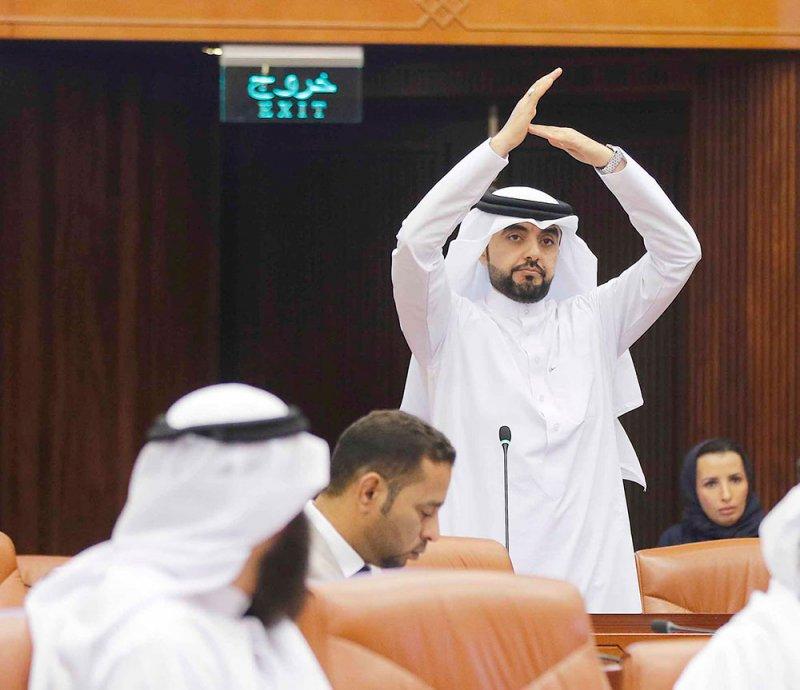 النواب يوافق على مرسوم ينظم السؤال البرلماني