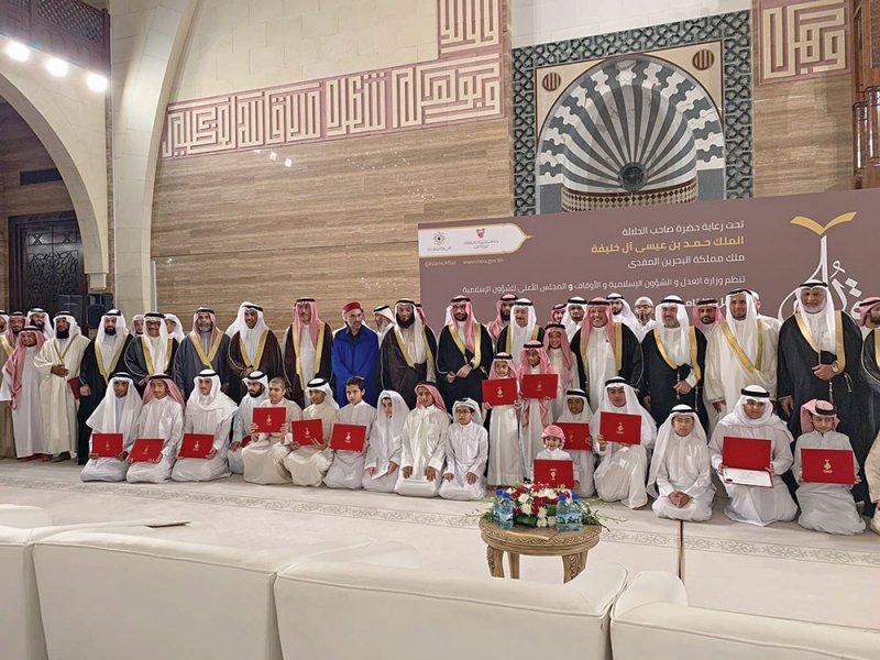 يحيى بلال يفوز بجائزة البحرين الكبرى للقرآن الكريم