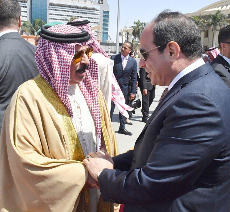 العاهل: مصر ركيزة أساس للاستقرار وصمام الأمان للمنطقة