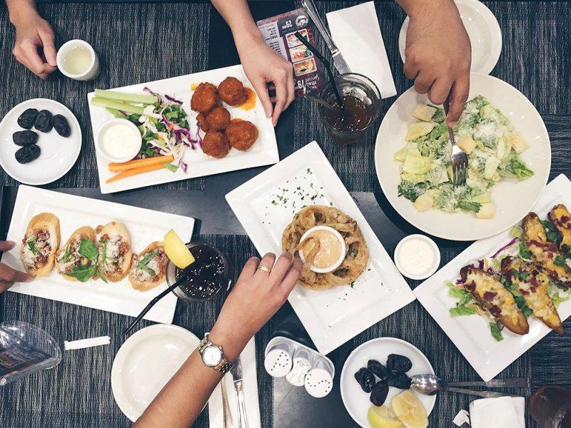 صحتك مع الصوم - وجبة إفطار مثالية