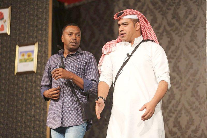 نجوم بحرينية - الفنان المتميز أحمد مجلي