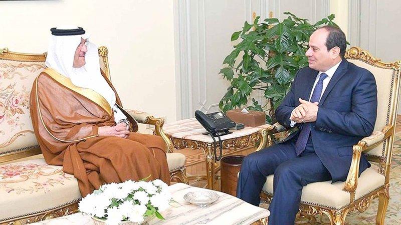 مصر تتضامن مع السعودية