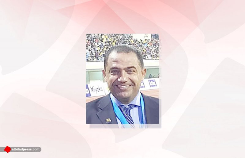 تكليف آسيوي للحكم خالد العلان
