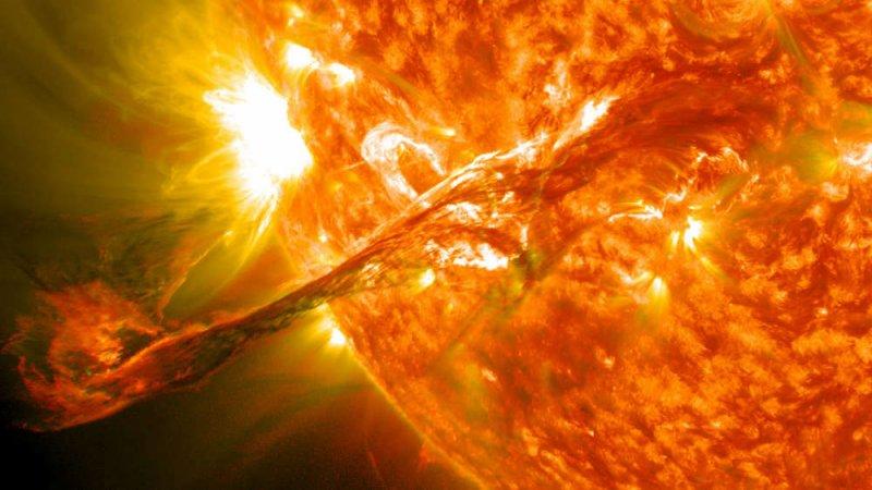 """""""ناسا"""" تسكتشف الرياح والإشعاعات الشمسية"""