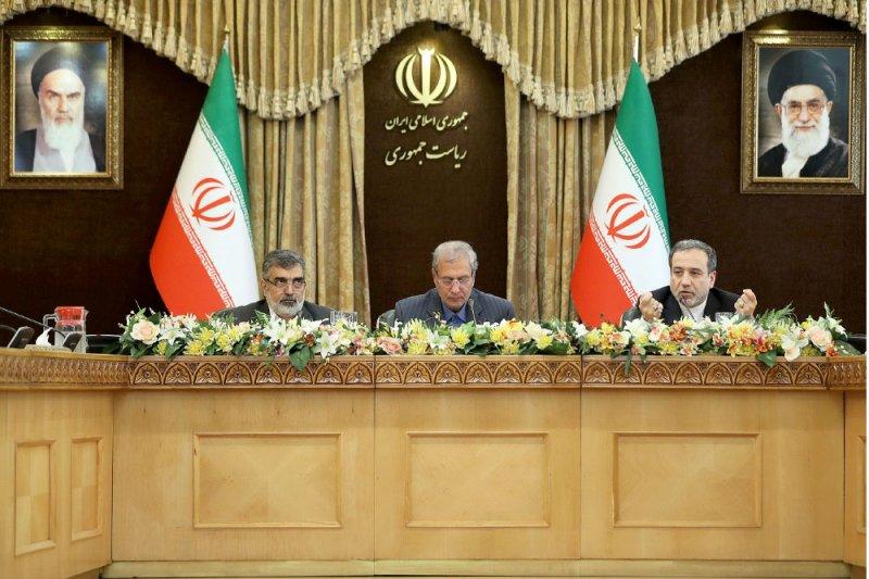 """إيران تهدد بـ""""مواصلة"""" التصعيد النووي"""