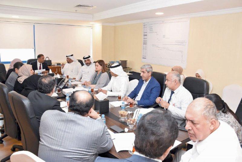 اجتماع تنسيقي لبحث تصدير الأغذية للسعودية