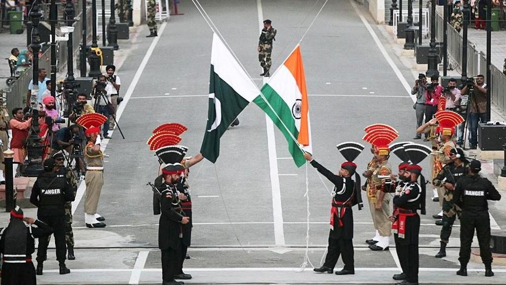 إطلاق نار على الحدود بين الهند وباكستان