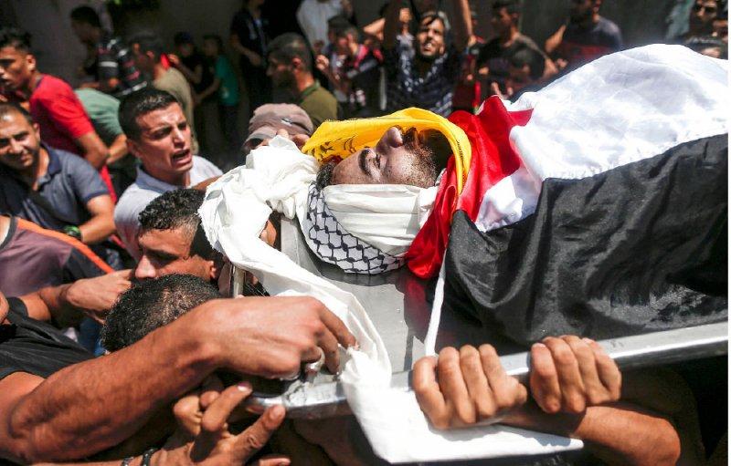3 شهداء بنيران الاحتلال في غزة