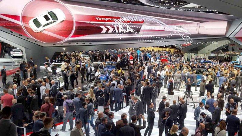 إبداعات الشركات بمعرض فرانكفورت للسيارات 2019