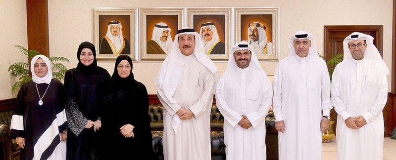 حميدان: البحرين تولي اهتماما متزايدا برعاية ذوي العزيمة