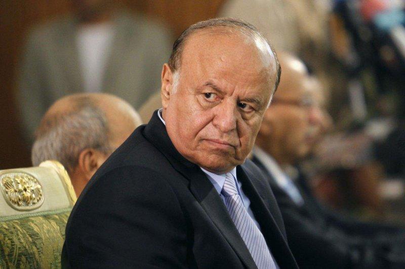 هادي يشيد بجهود السعودية في معالجة أحداث عدن