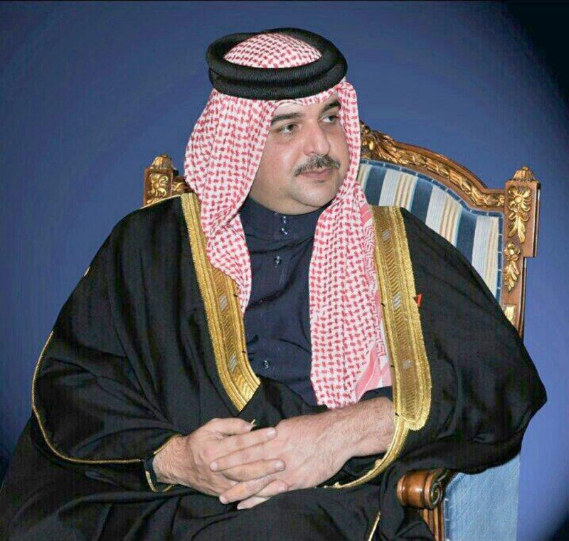 سمو الشيخ عبدالله بن حمد يشيد بخطاب جلالة الملك
