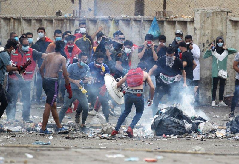 السلطات العراقية تطلق يد الأمن ضد المتظاهرين